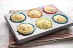 The Quiche Lorraine made famous by Julia Child now comes in a portable keto form! These easy egg muffins have all the classic flavor, and a great for on-the-go breakfasts. Low Carb Quiche, Keto Quiche, Low Carb Desserts, Low Carb Recipes, Cooking Recipes, Banting Recipes, Bariatric Recipes, Flour Recipes, Wheat Belly Recipes