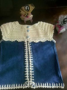 Crochet Girls, Crochet For Kids, Crochet Baby, Free Crochet, Knit Crochet, Crochet Fabric, Crochet Stitches, Crochet Designs, Crochet Patterns