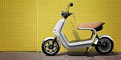 QWIC / The electrical scooter everyone is waiting
