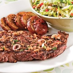 Bavettes de boeuf à l'asiatique - Recettes - Cuisine et nutrition - Pratico Pratiques - Barbecue