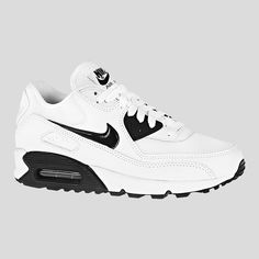 huge discount 59c54 d46e8 Sneakers women - Nike Air Max 90 premium grey