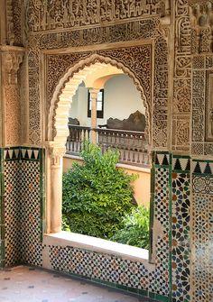 Alhambra, Granada, İspanya