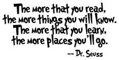 Image Detail for - Dr. Seuss Quotes: The Best Dr. Suess Quotes to Inspire Kids | Family .