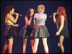 Thanks to @OhMyBowtie for this photo! x littl mix, mix pic, mix sing, little mix
