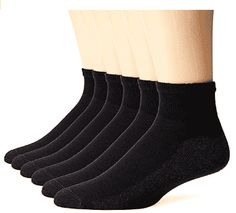 """Hanes Men's 6 Pack Ankle Socks, (Size Enjoy a softer step with these cushioned no-show socks â€"""" made with soft cotton-blend fabric.Extra-thick cushion shields your foot from impact.Comfortable, stay-up top.Reinforced heel and toe. Gold Adidas, Pink Adidas, Adidas Shoes, Holographic Adidas, Fluffy Socks, 6 Pack, We Are The World, Fashion Socks, Men Fashion"""