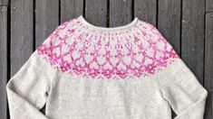 Fair Isles, Diy Fashion, Knit Crochet, Pullover, Knitting, Sweaters, Crafts, Beauty, Tops