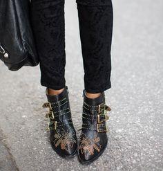 Susanne Chloé Boots