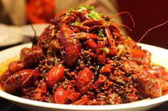Spicy Mala Shrimp