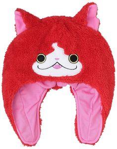 New! Yokai watch jibanyan costume cap from Japan Bandai youkai yo-kai