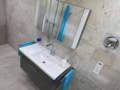 Best Badezimmer Fliesen Images On Pinterest Simple Bathroom - Kleines bad bis zur decke fliesen