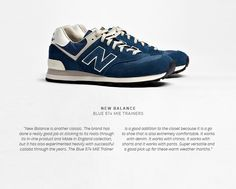 New Balance 574 MIE - http://www.size.co.uk/product/new-balance-574-suede/48646/