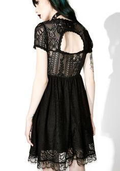 Killstar Bella Morte Lost Babydoll Dress
