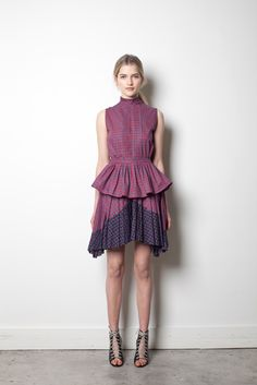 Band of Outsiders - Pre-Fall 2012 - Look 6 of 18