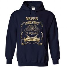 Never Underestimate A Woman With A Prayer And A Plan T Shirts, Hoodies Sweatshirts. Check price ==► http://store.customtshirts.xyz/go.php?u=https://www.sunfrog.com/LifeStyle/Never-Underestimate-A-Woman-With-A-Prayer-And-A-Plan-NavyBlue-68794763-Hoodie.html?41382
