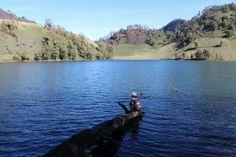 Danau di 2400 mdpl. Ranu Kumbolo