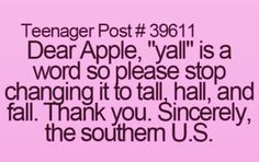Dear Apple