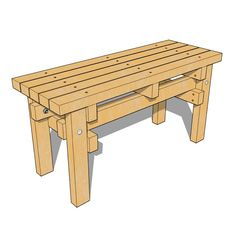 Basic bench instructions