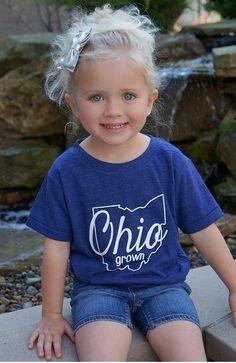 Ohio grown and gorgeous