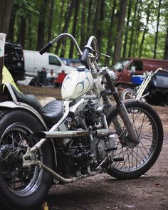 Source : voodootimm Hot Rod Rat Rod Chopper Bobber Cafe Racer Kustom Kulture vintage classic babes