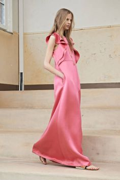 Chloe Resort runway fashion 2014