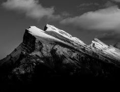 Items similar to Mt Rundle Banff National Park Canada, Mountain Tattoo, Arm Tattoo, Health And Beauty, Tatoos, Wolf, Creativity, Cricut, Ink