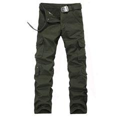 Tactical-Men-Outdoor-Military-Combat-Work-Cargo-Pants-Casual-Trouser-Size-29-38