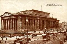 St Goerge's Hall, Liverpool