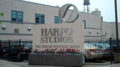 Chicago Harpo Studio...#Chicago #Windy City #Illinois