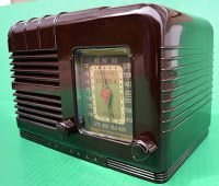 *American*Radio*Design* - Greg Mercurio - Deco-Mid Century, Retro Styled Vintage Tube Radios