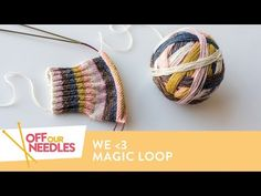 Why We LOVE Magic Loop (vs. DPN or Circulars) PLUS How to Magic Loop, Off Our Needles The magic loop method is perfect for projects that call for knitting in the round, like socks or hats. In this episode, The Grocery Girls tell you why they love Knitting Supplies, Knitting Projects, Crochet Projects, Knitting Tutorials, Yarn Projects, Knitting Socks, Knitting Stitches, Knitted Hats, Free Knitting