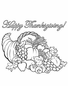 Welcome in free coloring pages site. In this site you will find a lot of coloring pages in many kind of pictures. All of it in this site is free, so you can print them as many as you like. Thanksgiving Coloring Pages, Fall Coloring Pages, Printable Coloring Pages, Free Coloring, Coloring Pages For Kids, Coloring Books, Thanksgiving Drawings, Autumn Art, Digital Stamps