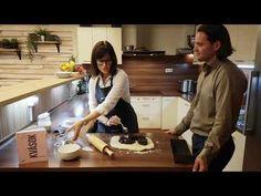 Pečieme z kvásku, časť 7.: Sladké kváskové pečenie (maková babka) - YouTube