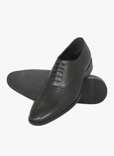 Buy Bacca Bucci Black Formal Shoes for Men Online India, Best ...