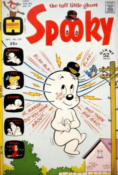 harvey comics covers spooky - Google Search
