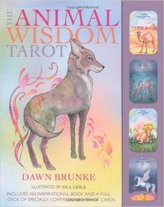 The Animal Wisdom Tarot: Amazon.es: Dawn Baumann Brunke: Libros en idiomas extranjeros