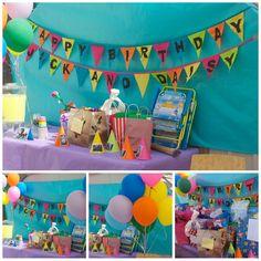 Crafty Mama: Birthday Par-tay