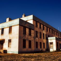"""Community Hospital"" by Charlie Bookout - 2012 / digital photography  -  Moreland, Oklahoma"