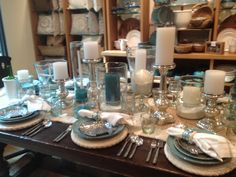 Calypso In The Country: Pottery Barn Weather