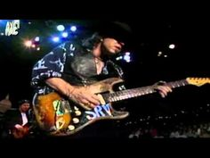 "Sensational Live Performance Of SRV's ""Cold Shot"" 