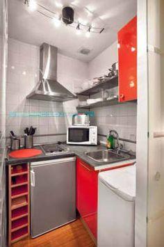 asian Kitchen by Javier Zamorano Cruz