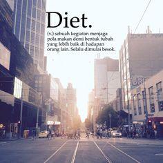 New Ideas Diet Meme Funny Thoughts Funny Diet Quotes, Diet Motivation Quotes, Funny Quotes About Life, Jokes Quotes, Funny Memes, Quotes Lucu, Qoutes, Diet Meme, Diet Humor
