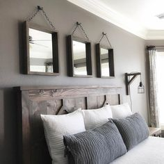 Awesome 50+ Rustic Master Bedroom Ideas