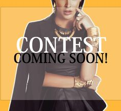 An amazing CB contest is on the way! LIKE our Facebook page to stay tuned for all the details! You do not want to miss out on this! #contest #costablanca #wearCB