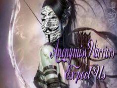 #Anonymiss Warriors #ExpectUs #AnonFamily #Anonymous