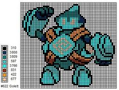 Crochet Fanatic: Pokemon 621-630