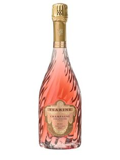 My very favorite--Tsarine Rose Champagne