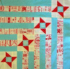 Want it, Need it, Quilt!: Aurifil Designer Block 2014 September