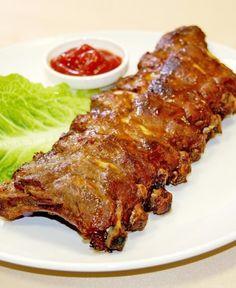 Лучшие рецепты.: Как приготовить вкусные свиные ребрышки.Топ-5 рецептов на выбор!