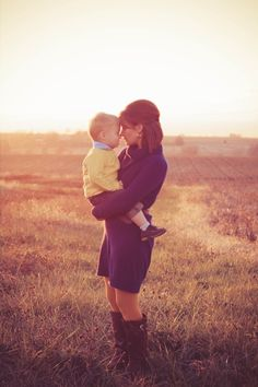 Mother and son ~ Clicks By Charity Photography