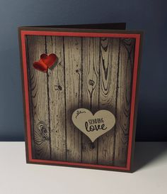 A personal favorite from my Etsy shop https://www.etsy.com/listing/585053341/handmade-valentines-day-card-sending